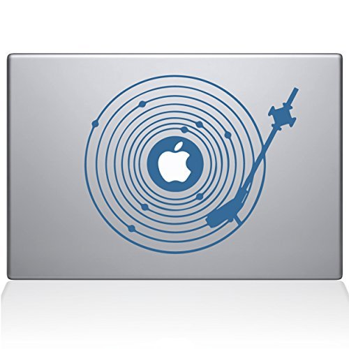 【爆買い!】 The Decal [並行輸入品] Guru (2016 2065-MAC-13X-LB MacBook Record Universe Decal Vinyl Sticker 13 MacBook Pro (2016 & Newer) Light Blue [並行輸入品] B0788F3H21, ピアス専門店 ZOLCH:aae281f1 --- svecha37.ru