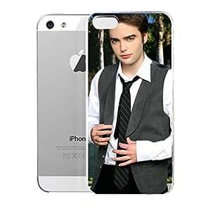 UniqueBox Customized White Hard Plastic iPhone 5c Case, Lilo and Stitch iPhone 5C case
