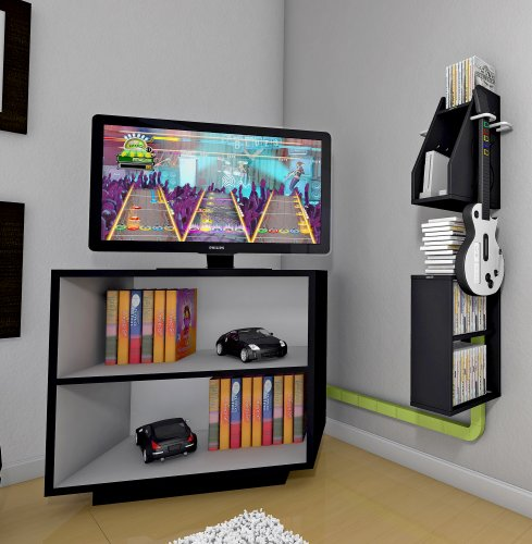 Amazon.com: GameOn Video Gaming Console Storage   Black: Playstation 3:  Video Games