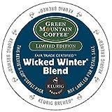Green Mountain Wicked Winter Blend 24 K-Cups