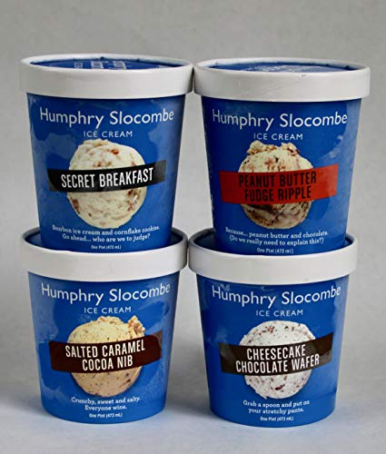 Humphry Slocombe Ice Cream, Diet Starts Tomorrow (4 pack)
