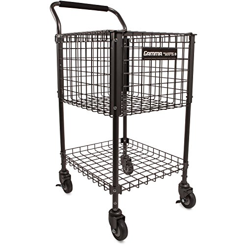Gamma Sports Ball Hopper Brute (Ball Hopper Travel Cart)