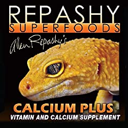Repashy Calcium Plus - All Sizes - 17.6 oz. (1.1 lb) 500g JAR