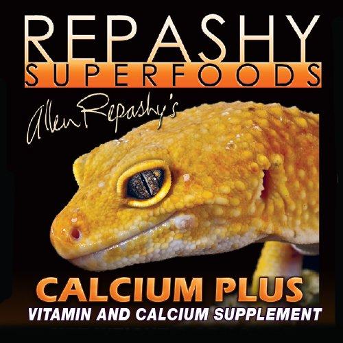 Repashy Calcium Plus 17.6 oz. (1.1 lb) 500g JAR by Repashy