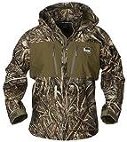 1/4 Zip Waterproof Hooded Pullover-MAX5-Large