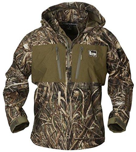 1/4 Zip Waterproof Hooded Pullover-MAX5-XL