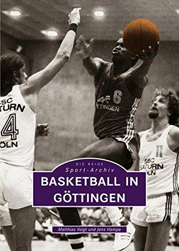 Basketball in Göttingen (Sportarchiv)