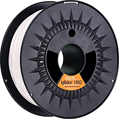 Iglide I150-1.75-750 I150 Tribo 3D Printing Filament, 1.75 mm Diameter, 750 g Spool Weight, White