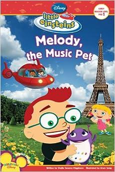 Disney S Little Einsteins Melody The Music Pet Little