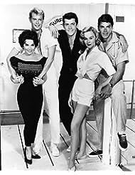 Surfside 6 Featuring Troy Donahue, Diane Mcbain, Lee Patterson, Margarita Sierra, Van Williams 8x10 Promotional Photograph
