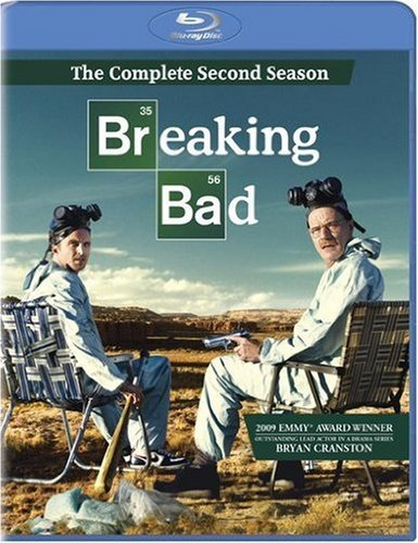 Breaking Bad: Season 2 [Blu-ray] by Sony Pictures