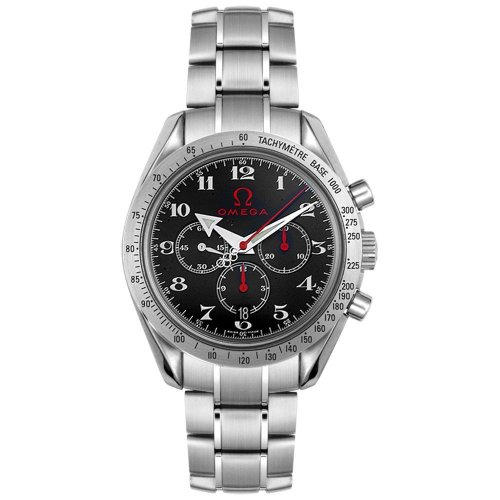 New Omega Speedmaster Broad Arrow - Omega Men's 3557.50.00 Speedmaster Broad Arrow Olympic Edition Automatic Chronograph Watch