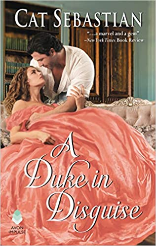 Amazon Fr A Duke In Disguise The Regency Impostors Cat