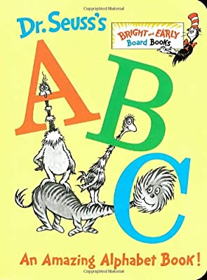 Dr Seusss Abc An Amazing Alphabet Book from Random House Books for Young Readers