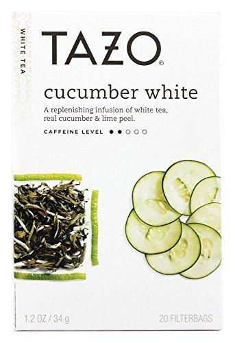 Tazo White Cucumber 0 25 Pound product image