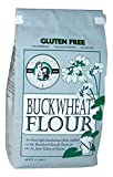 Bouchard Family Farms Gluten-Free and Kosher Acadian Light Buckwheat Flour, 3lb Bag