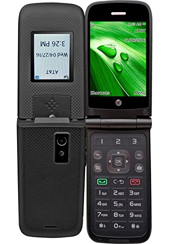 TeleEpoch Cingular Basic Flip Phone (AT&T) (Certified Refurbished)