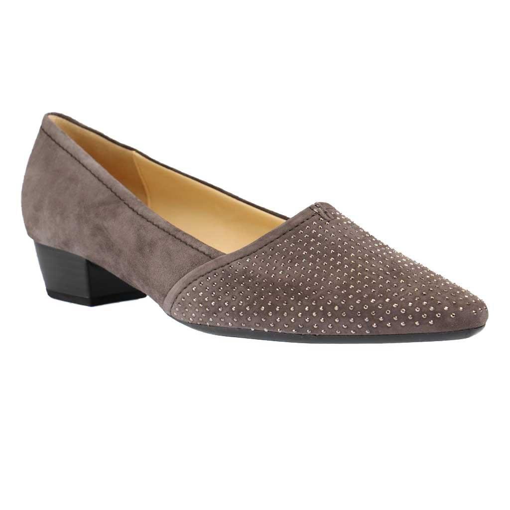 1e6725a5671e Gabor - Schuhe Damen Pumps - Schwarz Schuhe - in Übergrößen Grau dc3c2c