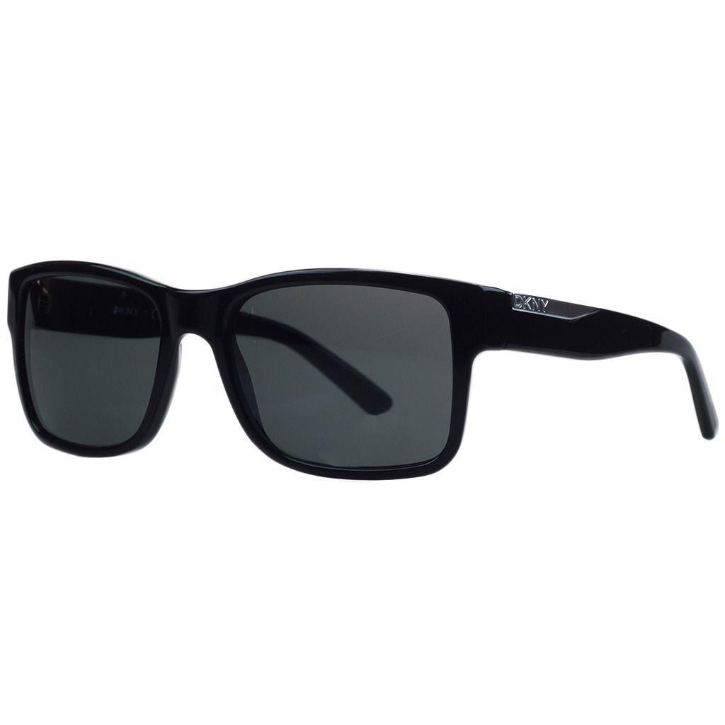 Amazon.com: DKNY 4108 300187 Negro 4108 Plaza anteojos De ...