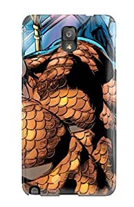 Fashionable Style Case Cover Skin For Galaxy Note 3- Aquaman