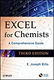 Excel for Chemists, with CD-ROM 3rd Edition