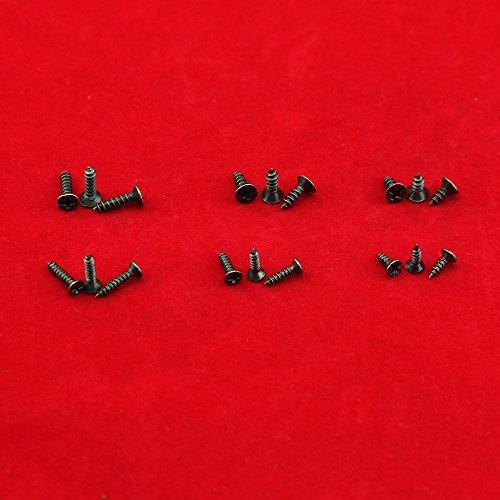 [해외]작은 경첩 골동품 셀프 태핑 나사에 대 한 작은 나사 다용도 DIY 소형 나사 세트 Bronze1200pcs/Small Screws for Small Hinge Antique Self Tapping Screws Mul