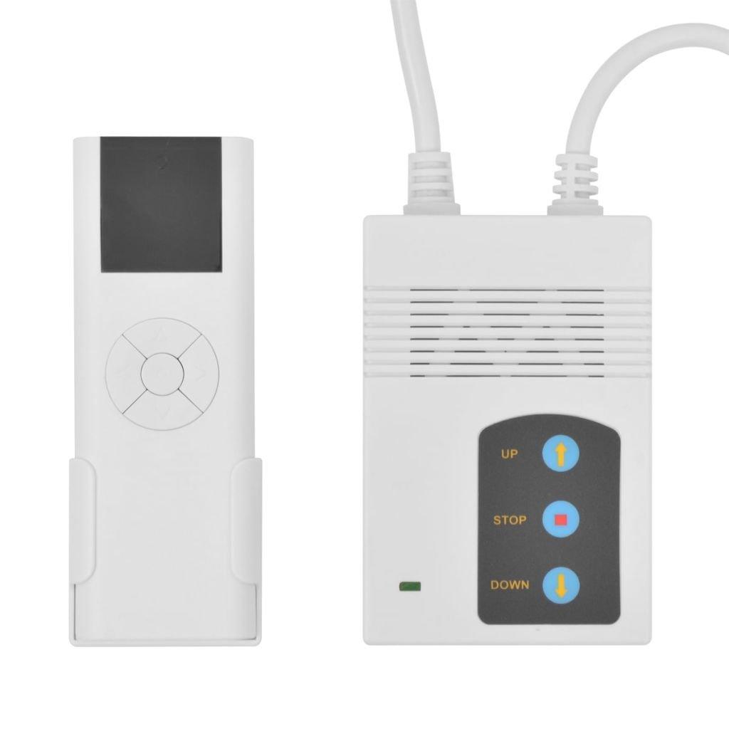 vidaXL Schermo per Proiettore Elettrico con Telecomando 16:9 Telo Proiezione