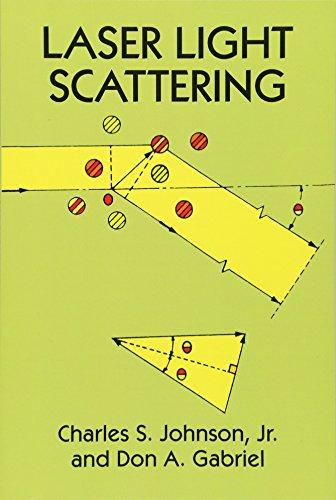 Books : Laser Light Scattering (Dover Books on Physics)