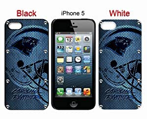 Iphone 5 Case Iphone 5s Cases NFL Carolina Panthers 09