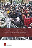 img - for Transnationalisation of Social Rights book / textbook / text book