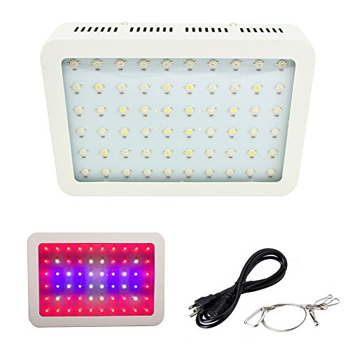 90W Led Grow Light Coverage