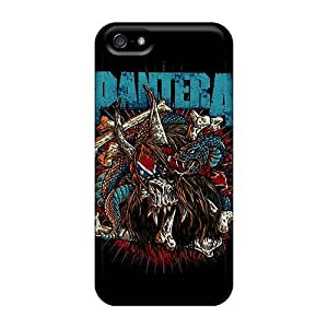Iphone High Quality Tpu Cases/ Pantera HPB6534zxiM Cases Covers For Iphone 5/5s