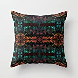 Elegancebeauty 20 X 20 Inches / 50 By 50 Cm Geometry Throw Pillow Case ,two Sides Ornament And Gift To Bedroom,dance Room,couch,car,home,dining Room