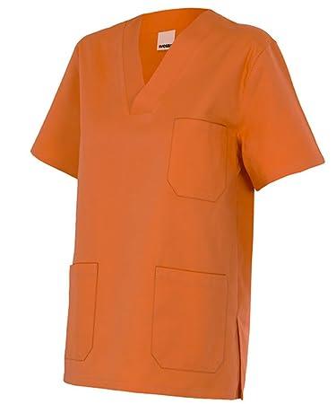 Velilla 589/C22/T4 Camisola Pijama de Manga Corta con Escote en ...