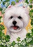 Westie – Tamara Burnett St Patricks Large Flag Review