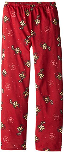 Life is Good Girls Rocket Sleep Pant (Toddler/Little Big Kid), Holiday Red, X-Small (Good Life Is Pants Lounge)