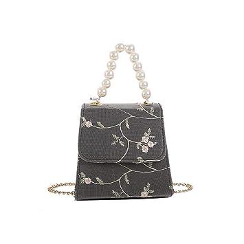 36bb96f07dc Amazon.com: Vielgluck_Bag Womens Mini Pu Leather Tote Bag, Printed ...