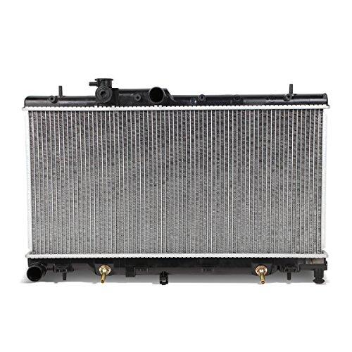 (DNA Motoring OEM-RA-2331 OE Style Direct Fit Radiator (00-04 Subaru Legacy))