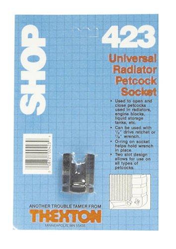 (Thexton 423 Universal Radiator Petcock Socket)