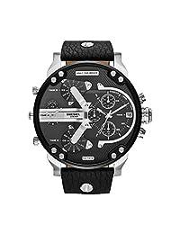 DIESEL Mens MR DADDY 2.0 Analog Dress Quartz Watch (Imported) DZ7313
