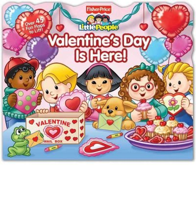 [(Fisher-Price Little People Valentine's Day Is Here! )] [Author: Reader's Digest] [Dec-2012] (Fisher Price Valentines Day Book compare prices)