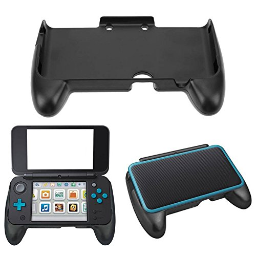 ERTIANANG For NEW 2DS LL 2DS XL Console Gamepad HandGrip Stand Joypad Bracket Holder Hand Grip Protective Support Case For Nintend