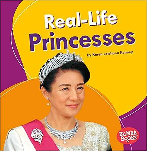 Epub Gratis Real-life Princesses