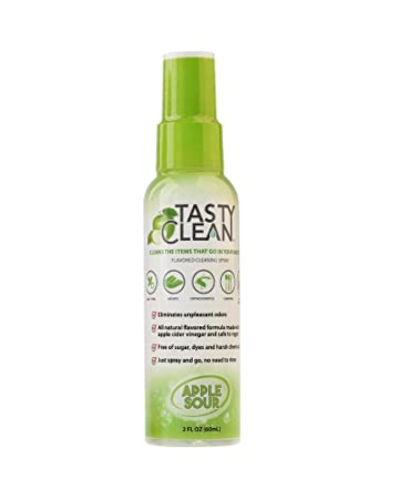 Amazon.com: Sabroso limpiar Spray antibacteriano – Botella ...
