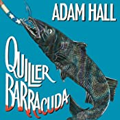 Quiller Barracuda: Quiller, Book 14 | Adam Hall