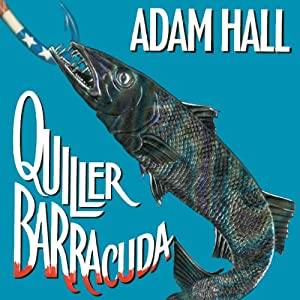 Quiller Barracuda Audiobook