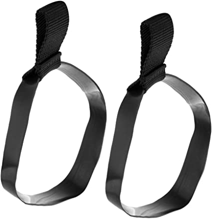 2x Large Elastic Rubber Hose Retainer Band for 12L Scuba Diving Stage Bottle