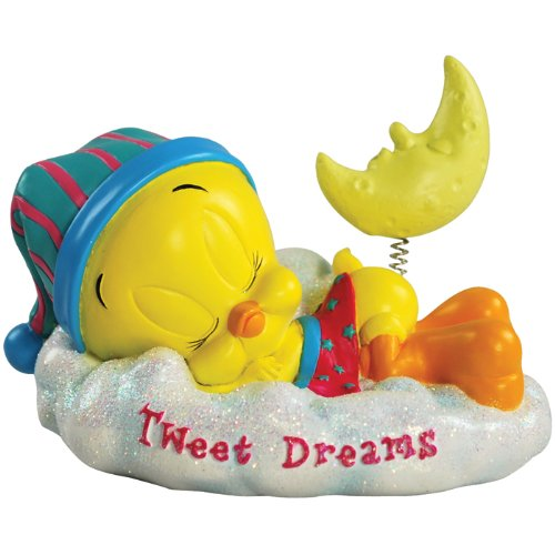Looney Toons Tweety Bird - Westland Giftware Tweet Dreams Bobble Figurine
