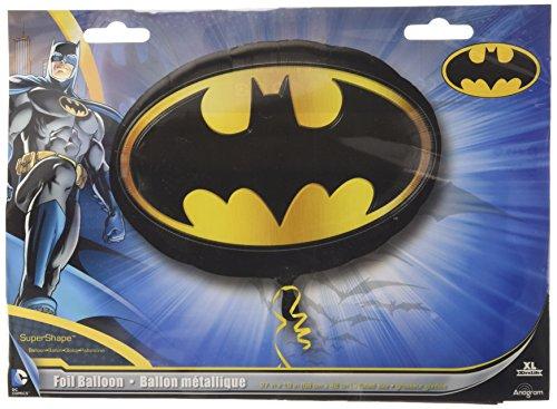 Anagram International Batman Emblem Pack, (Batman Balloon)