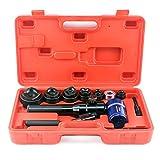 IBOSAD Hydraulic Knockout Hole Punch Driver Kit 1/2